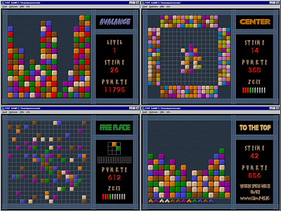 Screenshot Five Games